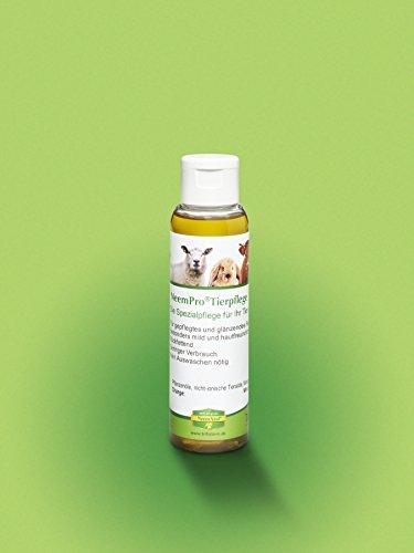 NeemPro Tierpflege 100 ml für gepflegtes Fell Haustier Pferd Shampoo mit Margosaextrakt Neem ohne Auswaschen - 2