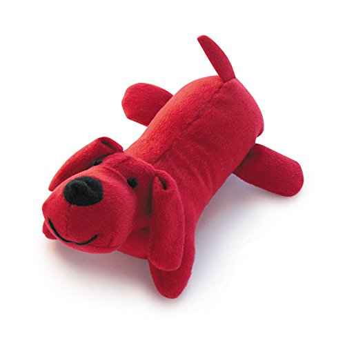 Zanies Lil' Yelper Dog Toys, Red, 5'