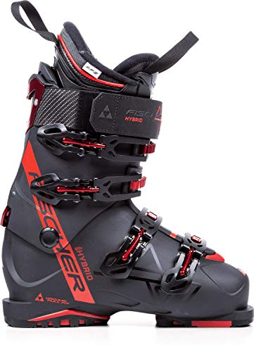 Fischer Hybrid 120 Skischoenen voor heren, vacuüm Full Fit