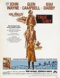 TRUE GRIT - JOHN WAYNE     Imported Movie Wall Pos