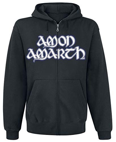 Amon Amarth Raven's Flight Männer Kapuzenjacke schwarz XL