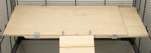 Ausziehbare Holzetage FLEX-ED 37
