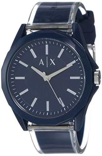 Catálogo de Reloj Armani Exchange Azul los 5 mejores. 7