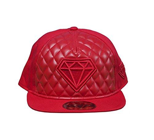 Cash Money - casquette matelassée - rouge