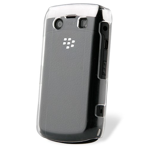 Naztech 10333 Skinnie Snap-On Cover and Screen Protector Combo for BlackBerry Bold 9700 - Carrying Case - Non-Retail Packaging - Clear