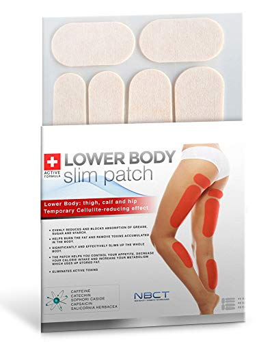 Lower Body Contouring Patch | Ultimate Body Wrap | All Natural | Firming Contouring Shaping