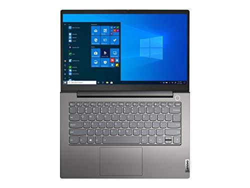 Lenovo ThinkBook 14 G2 Notebook Grey 35.6 cm (14') 1920 x 1080 pixels AMD Ryzen 5 8 GB DDR4-SDRAM 256 GB SSD Wi-Fi 6 (802.11ax) Windows 10 Pro ThinkBook 14 G2, AMD Ryzen 5, 2.3 GHz, 35.6 cm (
