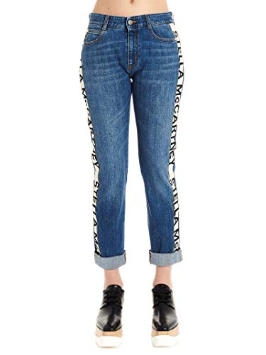 Stella McCartney Luxury Fashion Damen 372773SNH554008 Blau Jeans |