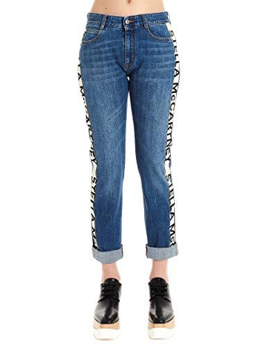 Stella McCartney Luxury Fashion Damen 372773SNH554008 Blau Jeans  