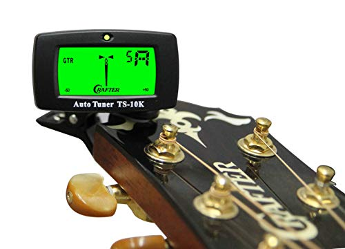 Crafter TS10K  Chromatic Headstock Tuner