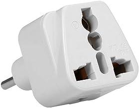 Sangmei Alta Qualidade Swiss Embedded Conversion Plug 3-hole Adapter Plug Swiss Plug to Universal Socket Travel Plug Adapt...