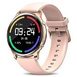 Smartwatch Donna, HOTMIFIT Y01 Orologio Fitness Tracker Impermeabile 5ATM, Orologio Donna con GPS Contapassi,...