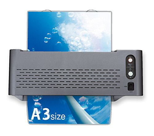 アスカAsmixラミネーター厚口可4本ローラーA3対応L407A3