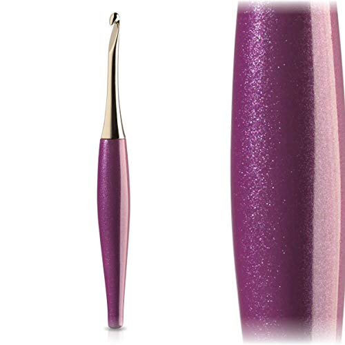 Furls Odyssey Purple Crochet Hook 6