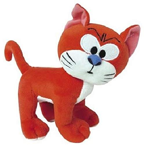 Puppy Peluche doudou Pitufos: El Gato Azraël de pie 30cm (755343)