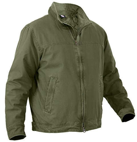 Rothco 3 Season Concealed Carry Jacket, Olive Drab, Large