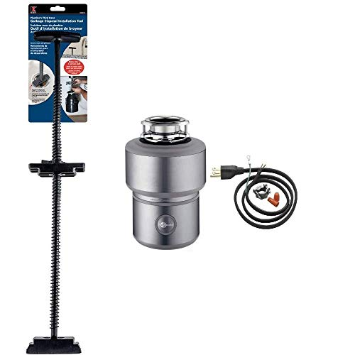 InSinkErator Insinkerator Excel Evolution 1 HP Garbage Disposal With Soundseal Plus Technolog (With...