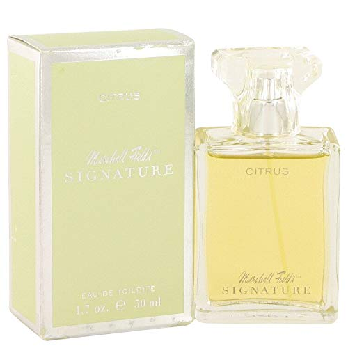 Marshall Fields Signature Citrus by Marshall Fields Eau De Toilette Spray (Scratched box) 3.4 oz / 100 ml (Women)