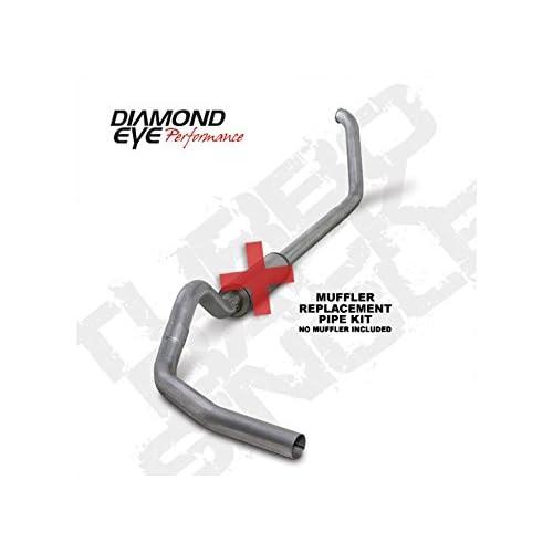 Diamond Eye K4318A-RP Turbo-Back Exhaust Kit