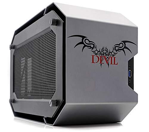 PowerColor Devil Box Thunderbolt 3 eGFX Gehäuse, Grafikkarten Gehäuse