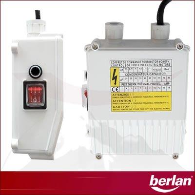 Berlan BTBP100-9-1.1 Tiefbrunnenpumpe - 3