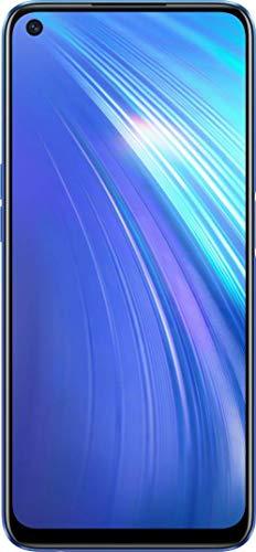 Realme 6 (Comet Blue, 8GB RAM, 128GB Storage)