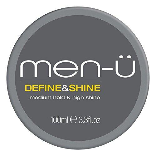 Hommes-Ü Hommes Définissent Et Brillance Pommade (100Ml)