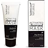 PREMIUM Blackhead Remover Activated Charcoal Mask 60 ml [Removes Blackheads] - Purifying Quality Black Peel...