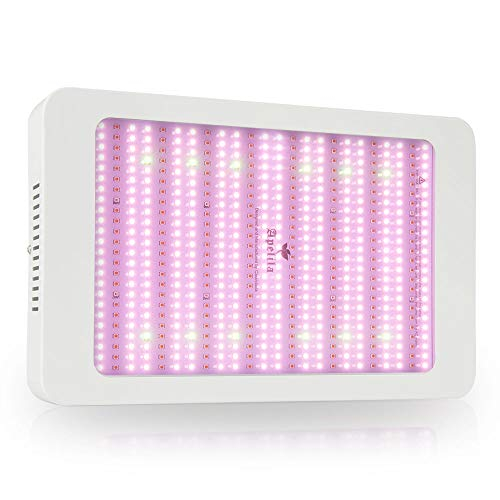 3000W Led Grow Light - Double Switch for Indoor Plants Veg and Flower with UV&IR