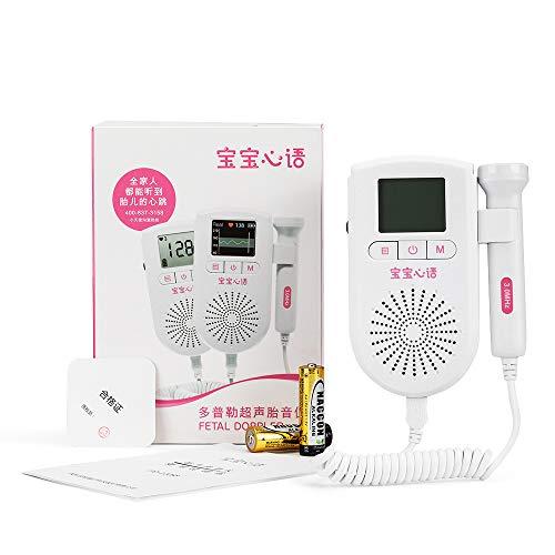 oyente uso en el hogar sonido del bebé embarazada accesorios monitor