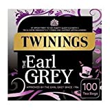 Twinings Bolsas De Té Earl Gris 100 Por Paquete