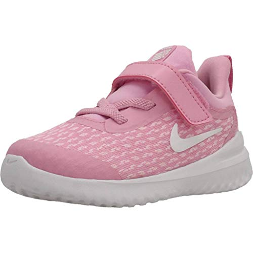 Nike Unisex Baby Rival (TDV) Niedrige Hausschuhe, Mehrfarbig (Pink Rise/White/Pink Foam 600), 37.5 EU