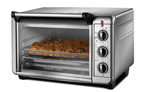 Russell Hobbs Minibackofen Express Airfry 5-in-1: Heißluftfritteuse, Backofen, Grill, Toaster,...