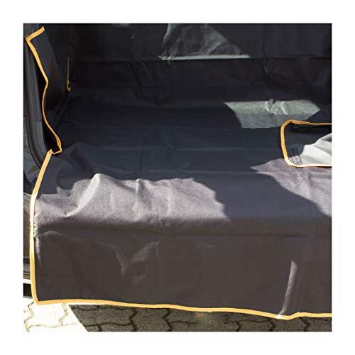 Rinderohr® Kofferraumschutz mit Seitenschutz und Ladekantenschutz Classic Hund
