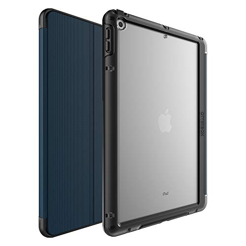 OtterBox Symmetry Folio, Shockproof Cover with Flap for Apple iPad 10.2...