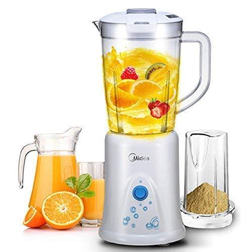 LKOER Blender eléctrico para licuadora, licuadora Multifuncional y Mezclador para licuadora automática de Frutas Verduras 250W jinyang