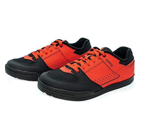 SHIMANO SH-GR500 Schuhe red Schuhgröße EU 45 2020 Rad-Schuhe Radsport-Schuhe