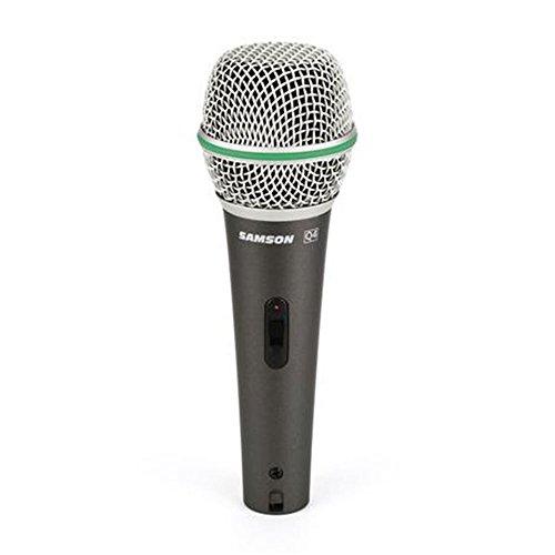 Samson Q4 CL – Micrófono dinámico – Palmar – Cardioide