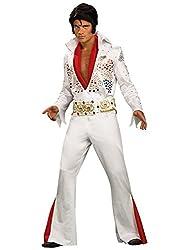 Grand Heritage Elvis Costume In White