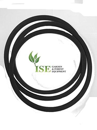 Ise® Ersatz Premium Gürtel ersetzt Teilenummern: 4l640, 20558, 37x 4, 7507, 165–1066, 1651–066, 1651–66, 765–1066, m49000, m75353, m80386, m82538, m82638, m91330.