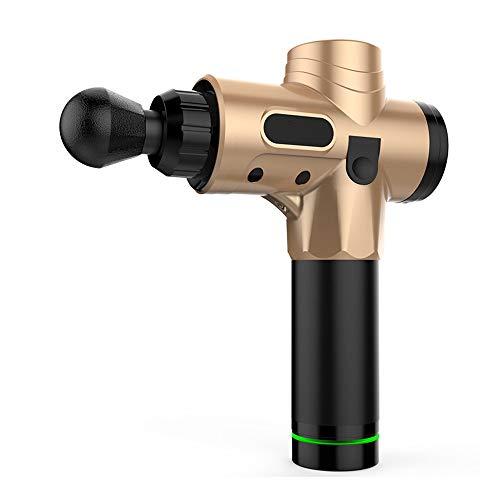 Pistola de masaje Pistola eléctrica fascial masaje profundo pistola Relajación muscular Impacto...