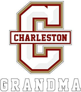 College of Charleston Small Decal 'Grandma'
