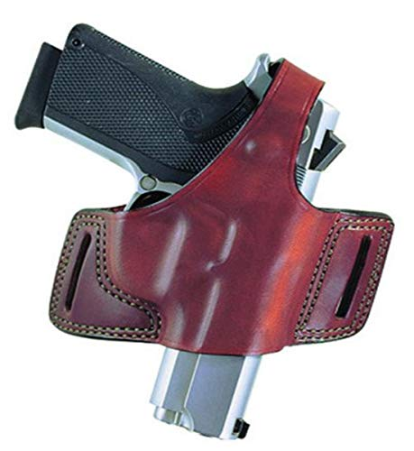 Bianchi 5 Black Widow Hip Holster - Kahr K9/K40 (Tan, Right Hand)