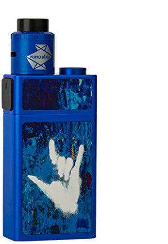 UWELL Blöcke Squonker KIT 90W Blöcke Mod. 15ml mit Nunchaku RDA angetrieben von 18650 Batterie Patentiertes Saftpumpen-Design