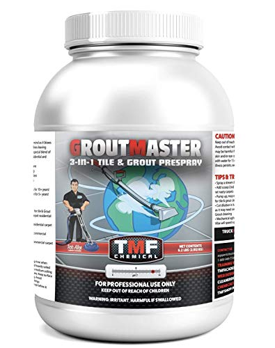 GroutMaster Tile and Grout Cleaner 6 lbs