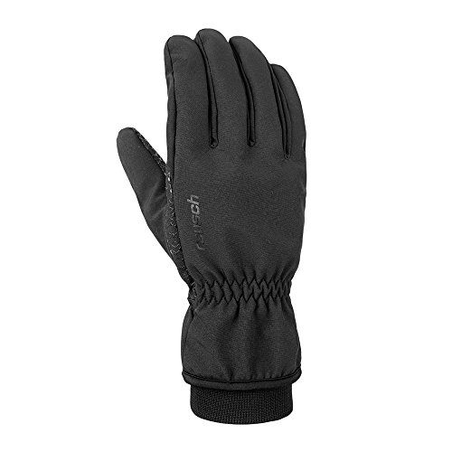 Reusch Fingerhandschuhe schwarz 9