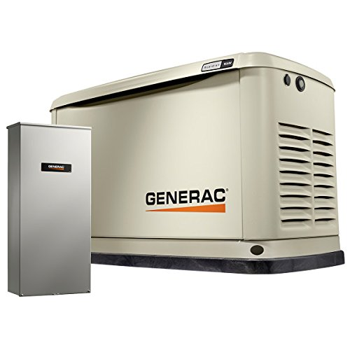 Generac 70361 Home Standby Generator 16/16 kw...