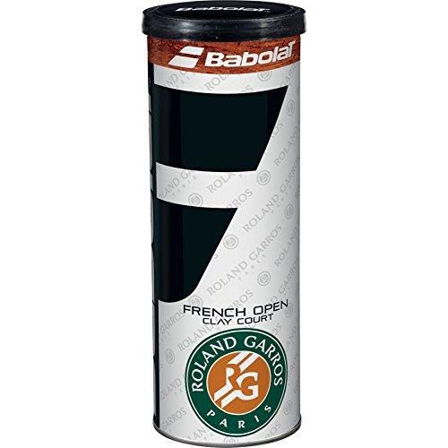 Babolat RG Fo X3 Pelota de Tenis, Unisex Adulto, Amarillo, Talla Única