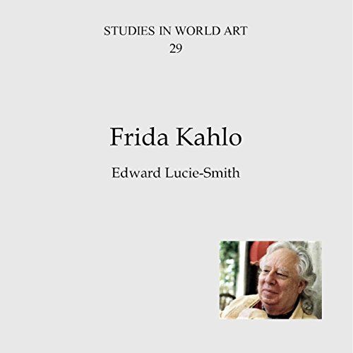 Frida Kahlo audiobook cover art