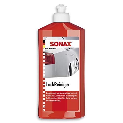 SONAX SONAX  500 ml  kraftvolle Politur Bild